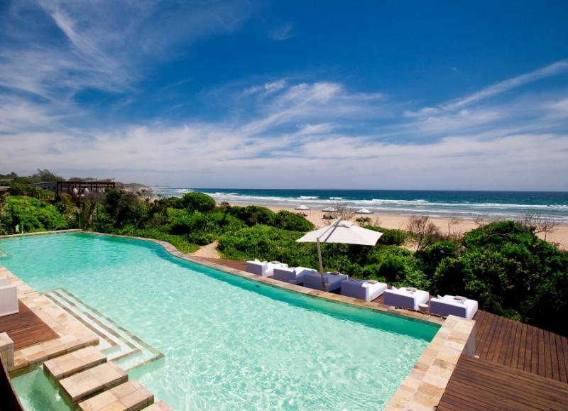 Pool bar area White Pearl Resorts